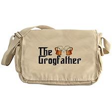 The Grogfather Messenger Bag