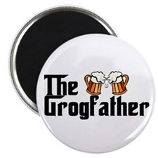 The Grogfather Magnet