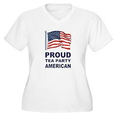 Tea Party American T-Shirt