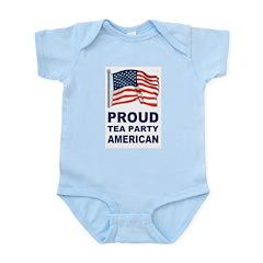 Tea Party American Infant Bodysuit