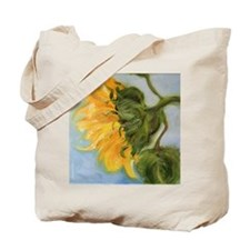 One Sunflower Tote Bag