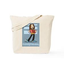 Toony Al Tote Bag
