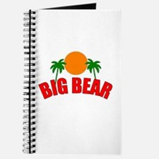 Cool California surfing bear Journal