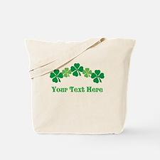 Irish St Patricks Personalized Tote Bag