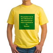 Wisdom of Socrates T