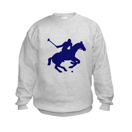 POLO HORSE Kids Sweatshirt