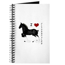 I Love Clydesdales Journal