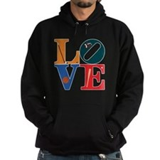 Love Philly Sports Hoodie