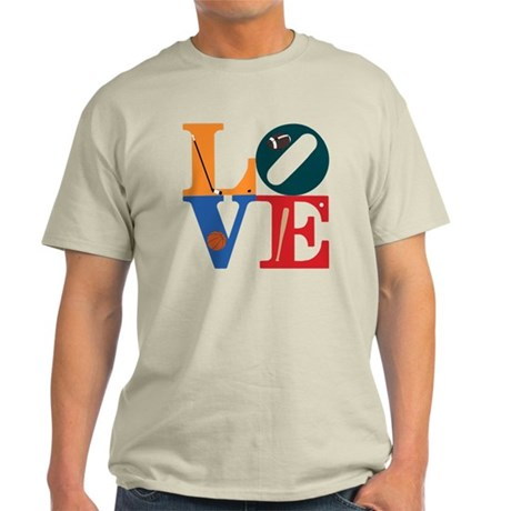 Love Philly Sports Light T-Shirt