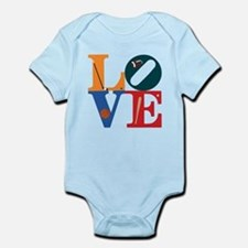 Love Philly Sports Infant Bodysuit