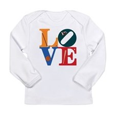 Love Philly Sports Long Sleeve Infant T-Shirt