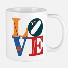 Love Philly Sports Mug