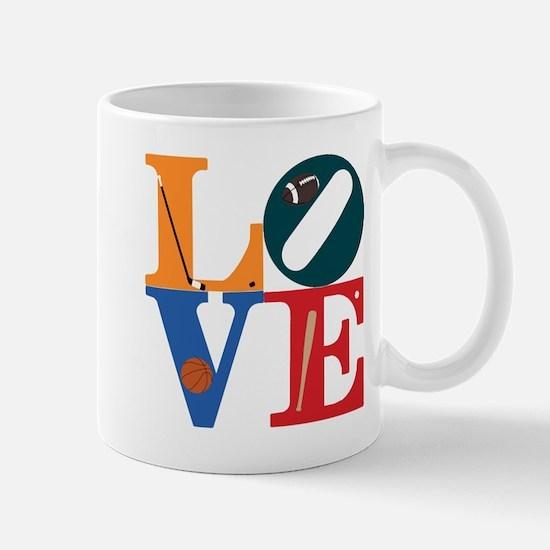 Love Philly Sports Mug