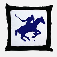 POLO HORSE Throw Pillow