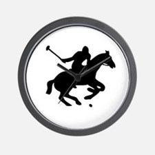POLO HORSE Wall Clock