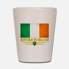 Flag of Ireland Shot Glass