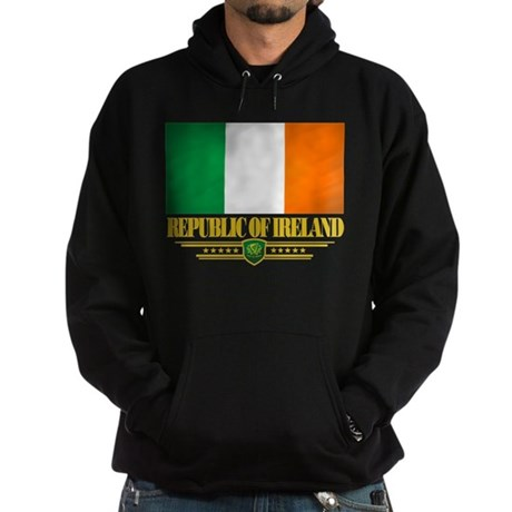 Flag of Ireland Hoodie (dark)