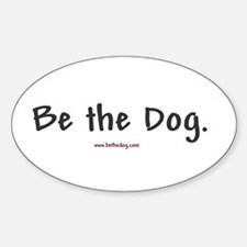 Inspired Store Oval Decal
