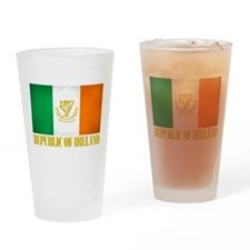Ireland 2 Drinking Glass