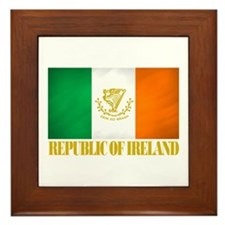 Ireland 2 Framed Tile