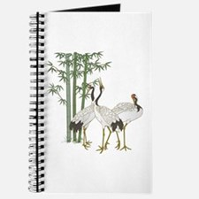 Crane & bamboo Journal