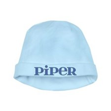 Piper Blue Glass baby hat