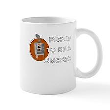 proud smoker Mugs