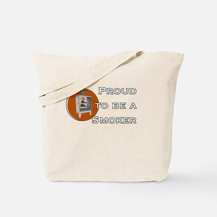 Cute Smoker Tote Bag