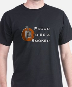 proud smoker T-Shirt