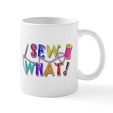 Sew What Small Mugs