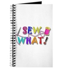 Sew What Journal