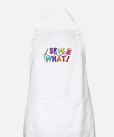 Sew What Apron