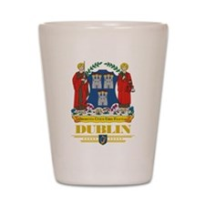 Dublin COA Shot Glass