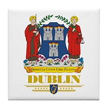 Dublin COA Tile Coaster