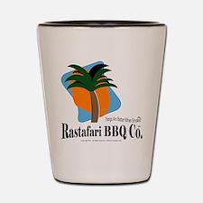 Rastafari BBQ Co. Shot Glass
