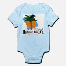 Rastafari BBQ Co. Infant Bodysuit