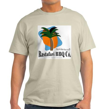 Rastafari BBQ Co. Light T-Shirt