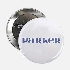 Parker Blue Glass Button