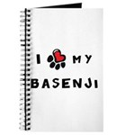 I *heart* My Basenji Journal