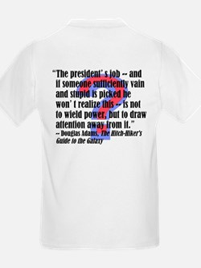 Cute 2012 presidential candidates T-Shirt