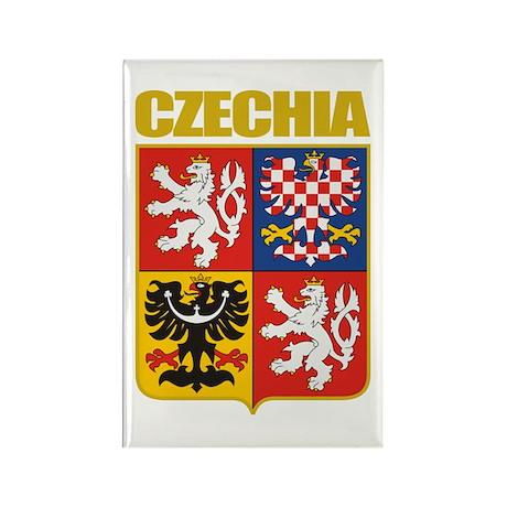 Czech COA Rectangle Magnet (10 pack)