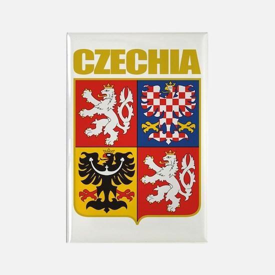 Czech COA Rectangle Magnet