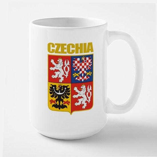Czech COA Large Mug