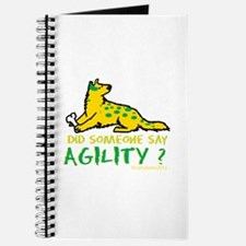 Did someone say Agility Journal