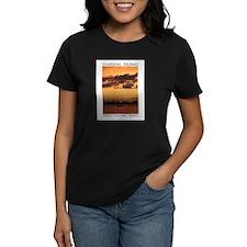 Harsens Island Sunset Tee