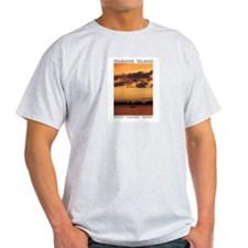 Harsens Island Sunset T-Shirt