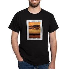 Harsens Island Sunset T-Shirt