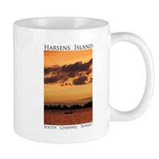 Harsens Island Sunset Mug