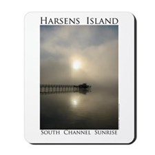 Harsens Island Sunrise Mousepad