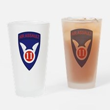 Unique Air assault Drinking Glass